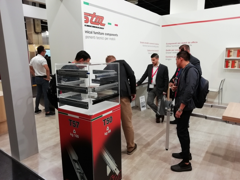 STM @ Interzum 2019