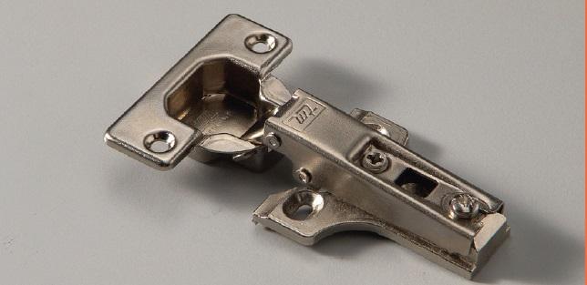 Eurolock hinge for frames