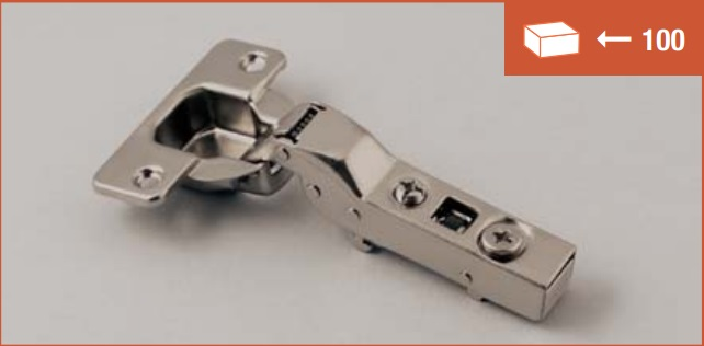 TM Smart clip-on 110° half overlay