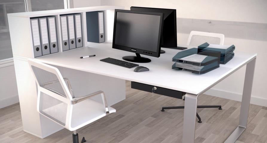 Componenti per arredo ufficio – Cassetti in metallo e strutture interne per cassettiere
