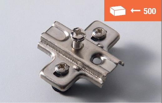 Base Euro4 tassello 5mm
