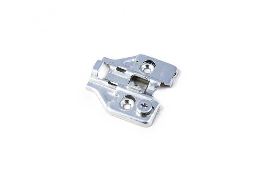 Eurosoft mounting plate with 3D adjustment