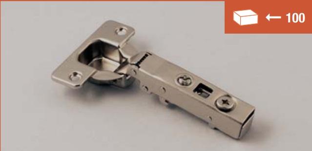 TM Smart clip-on 110° collo dritto
