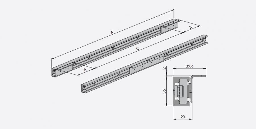 Guide Serie G3C-R1