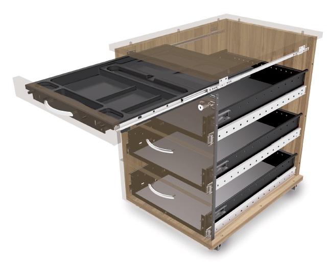 Accessori per cassettiere